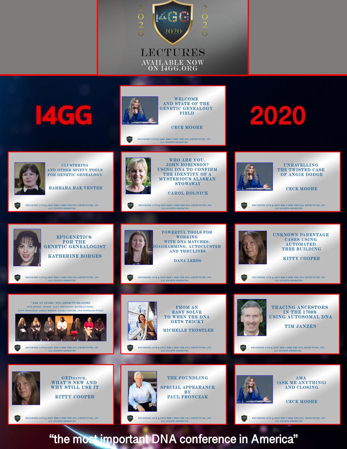i4GG 2020 Videos